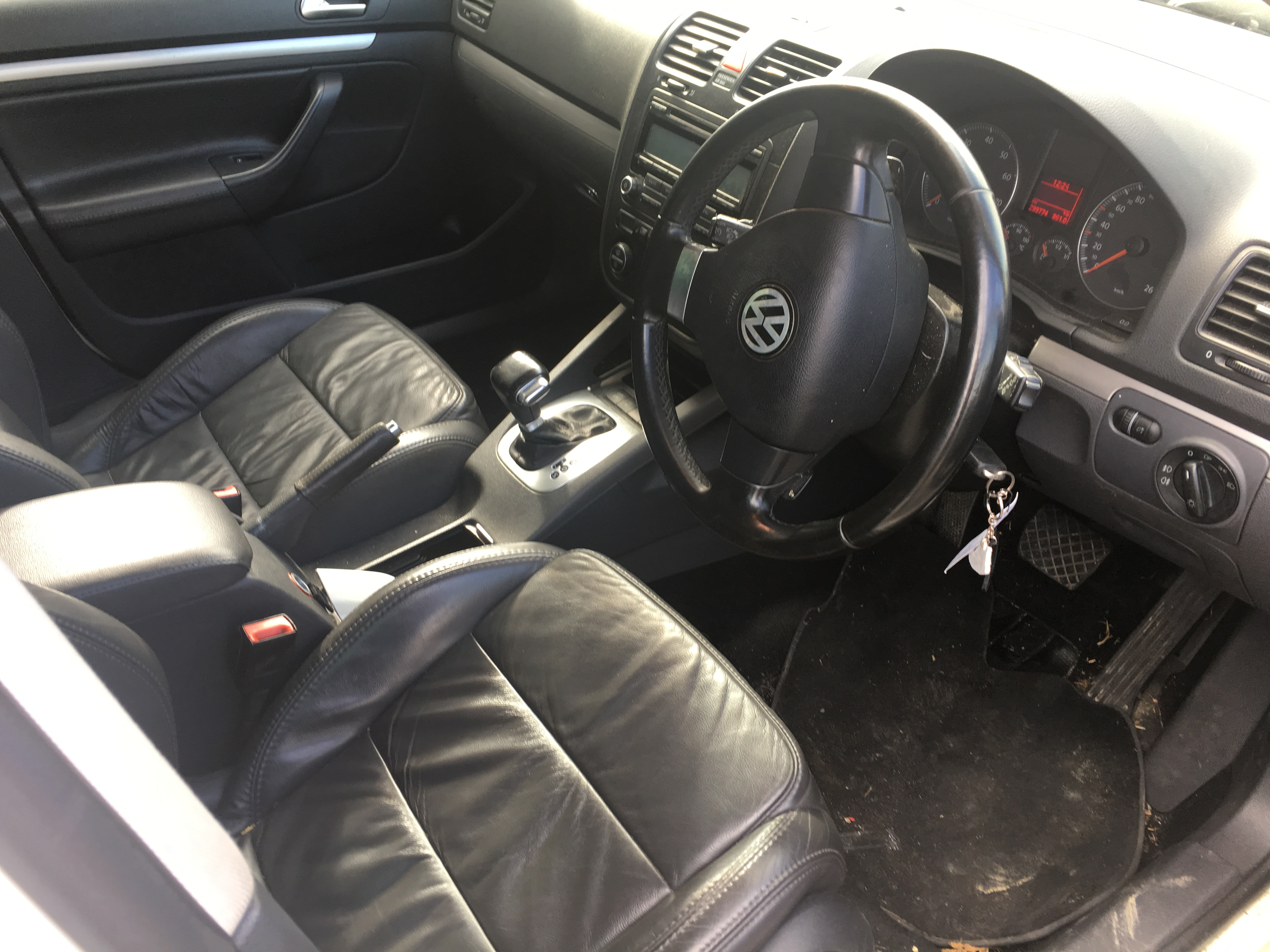 VW Golf 5 2007 Wagon
