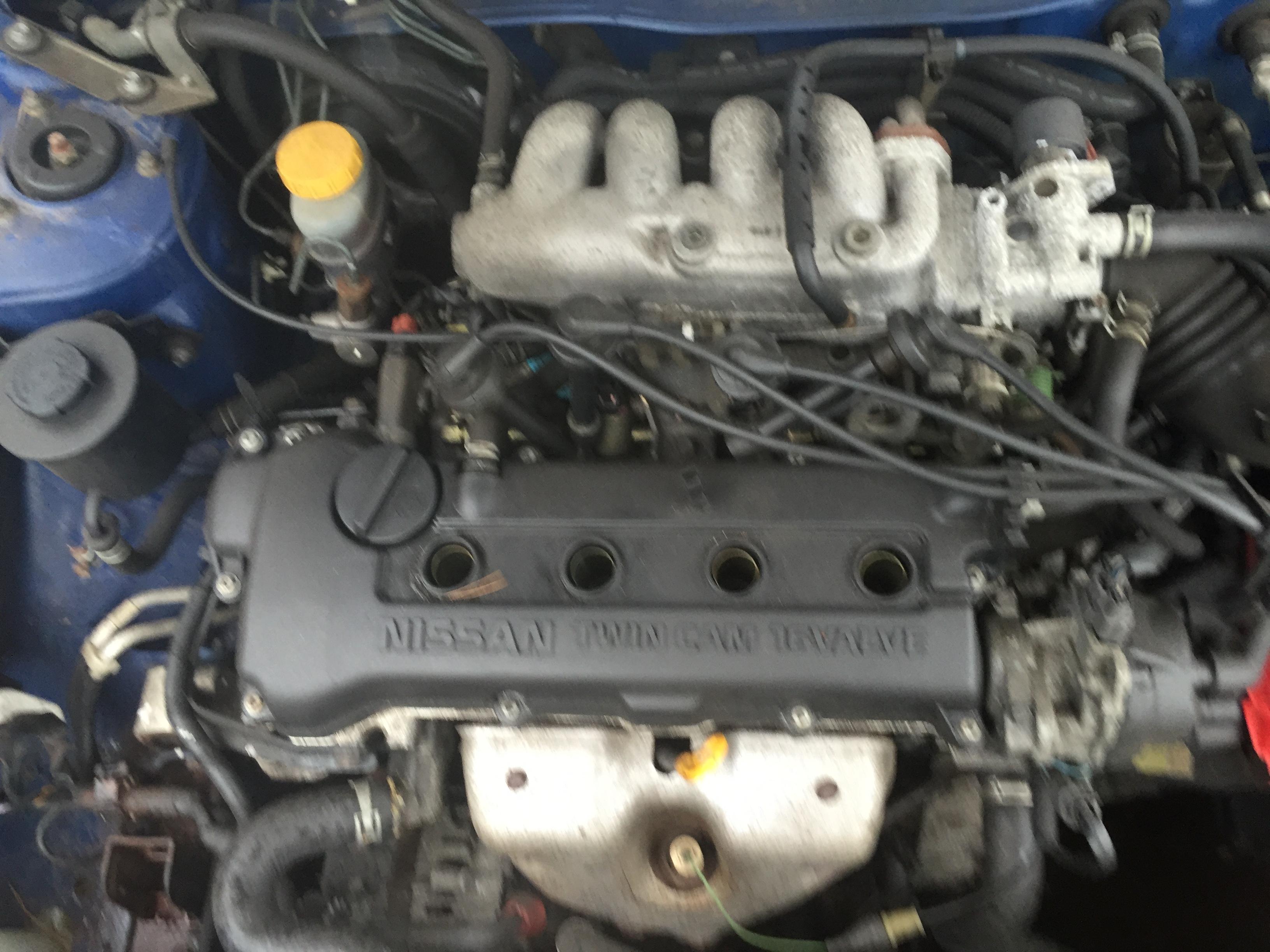 Nissan Pulsar N15 GA16