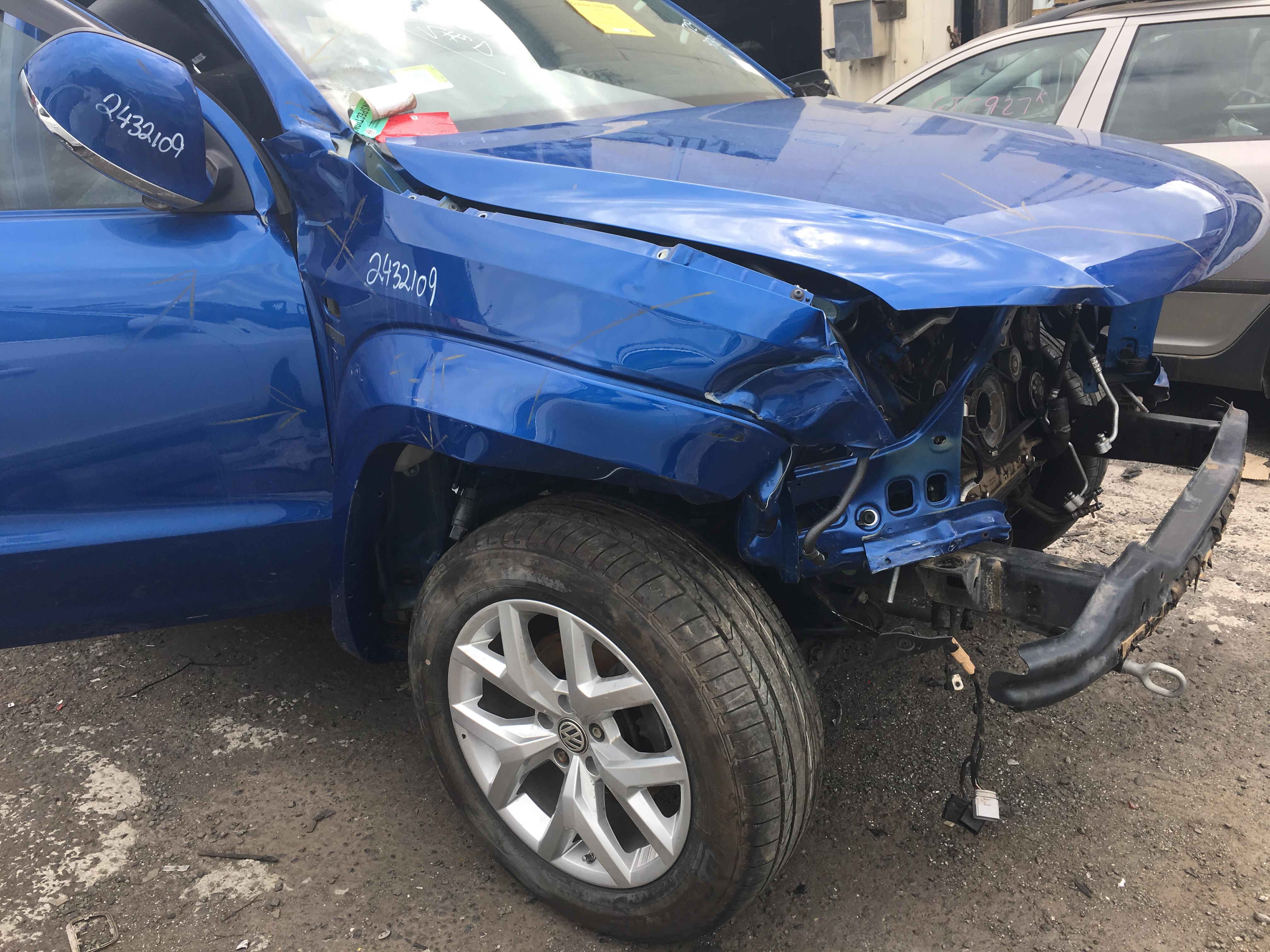 VW Amarok 2017