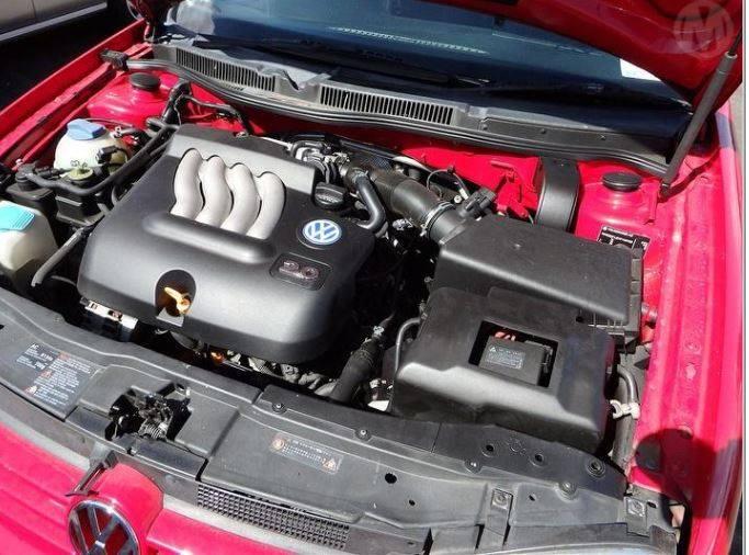 VW Golf 4 2001