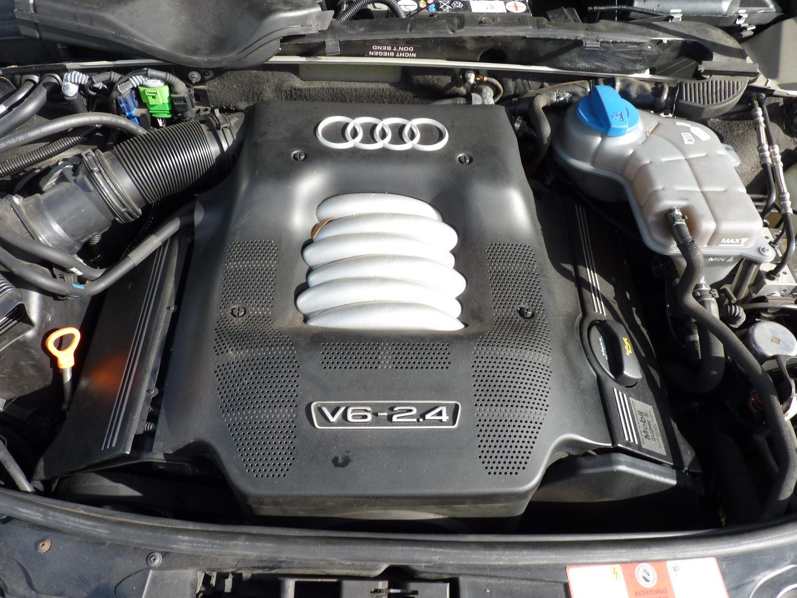 Audi A4 BDV Engine