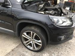 VW Tiguan 2011 2.0 Tsi