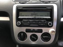 VW Scirocco 2009
