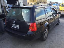 VW Golf Wagon 2004