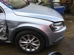 VW Passat 2012