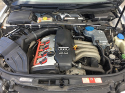 Audi A4 ALT Engine