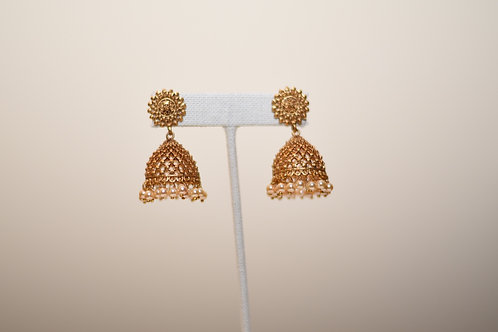 Jhumka Golden