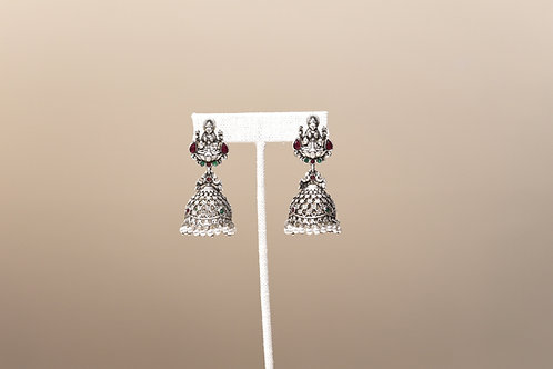 Temple Jewelry Earring