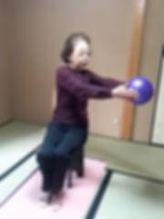 パーソナルトレーニング身体調整2