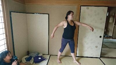パーソナルトレーニング6回目シリーズ編
