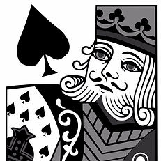 Spades for Kings - King David psalmist & warrior
