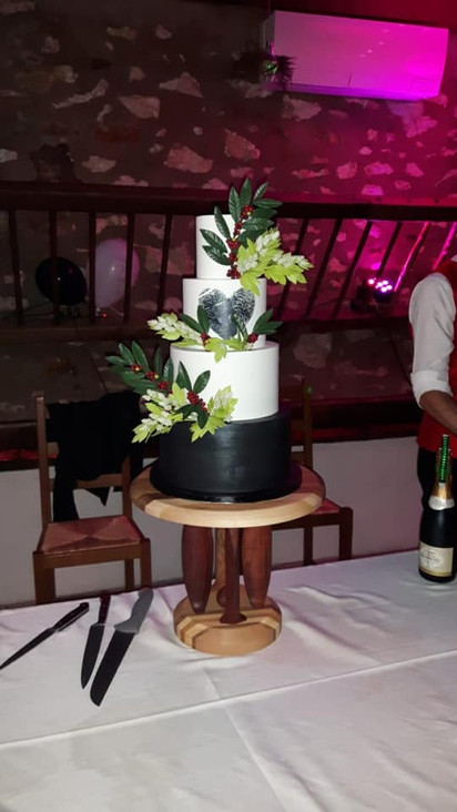 Stand Cake by La Tournerie