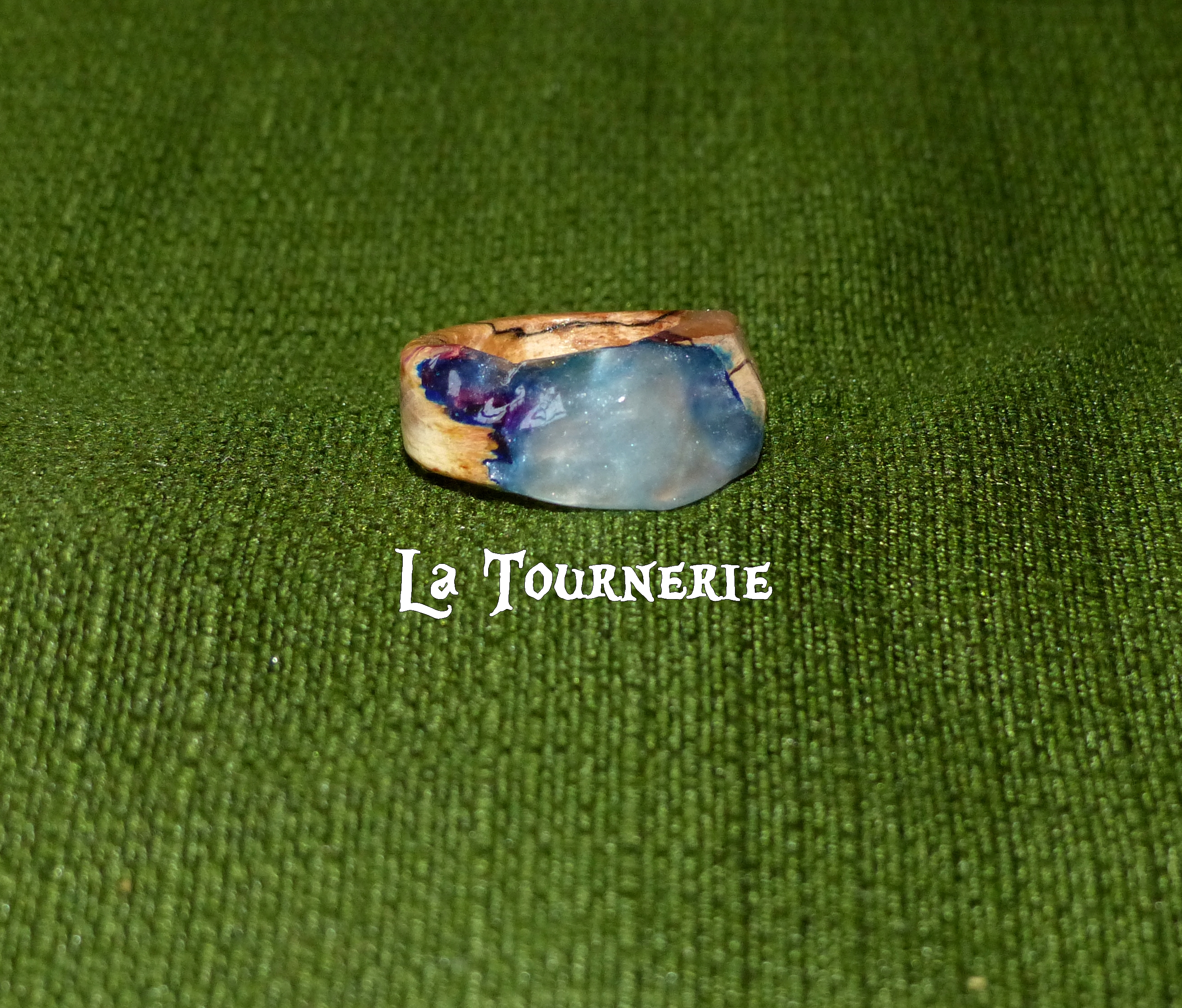 "Bague ""Paradis"" by La Tournerie"