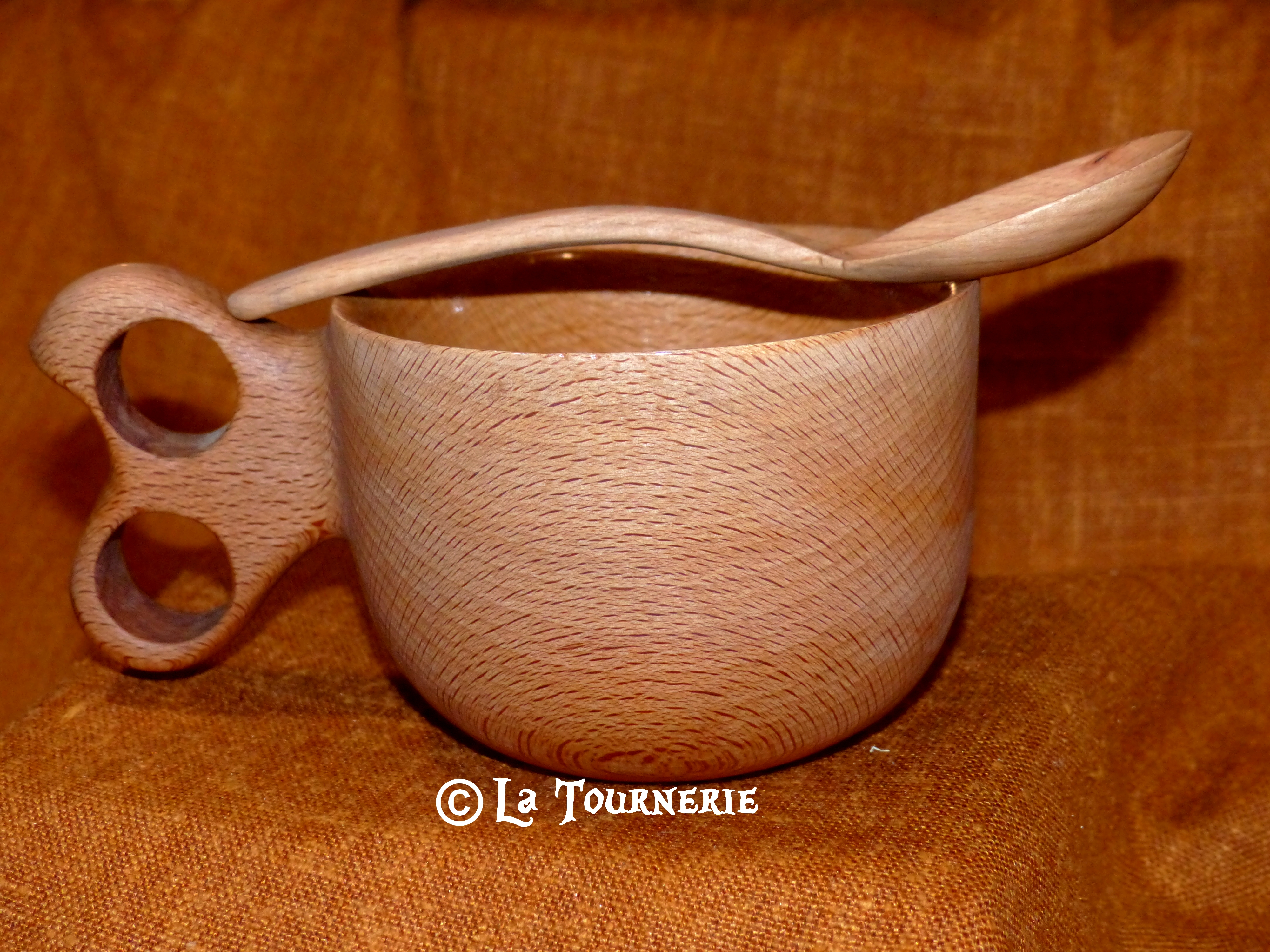 Kuksa / Mug - Made in La Tournerie