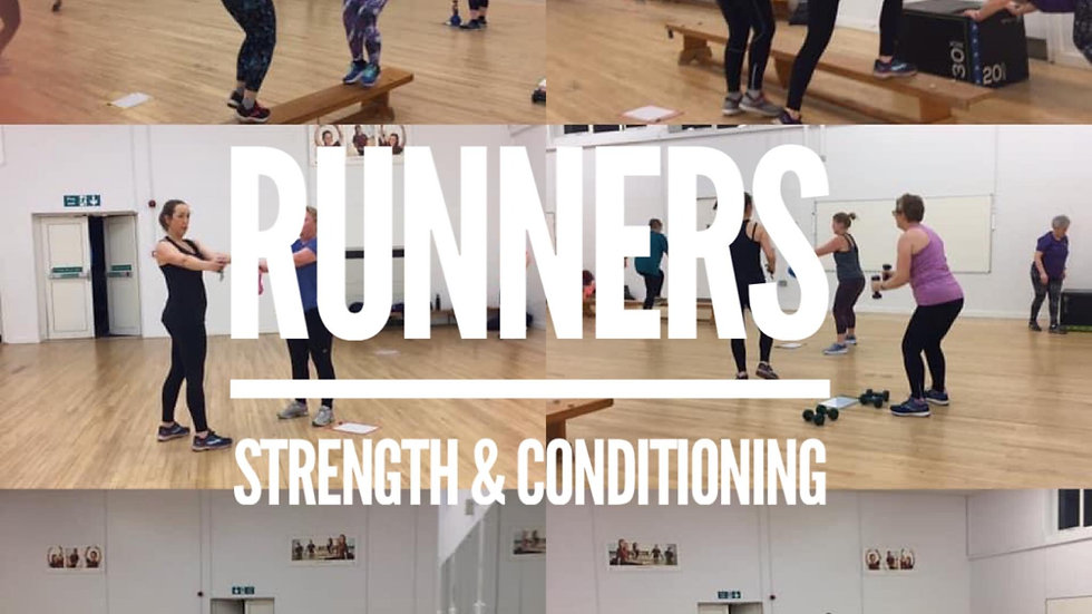 Runners Strength & Conditioning