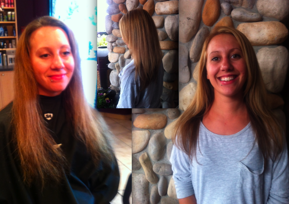 Before and After, Cut&Colour