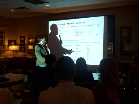 SPJ Madison Pro Chapter Hosts Google 101 for Journalists