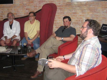 SPJ Madison chapter hosts cartoonist event