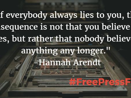 #FreePressFriday