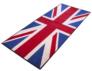 Union Jack Garage Pit Mat 190x80cm