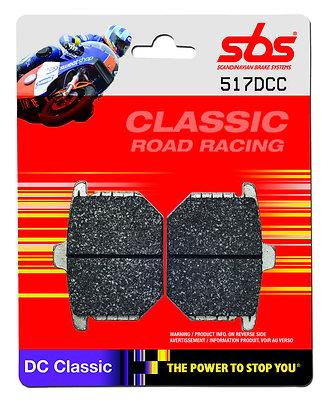 SBS™ STREET/RACING PADS (RS/DC/DS)