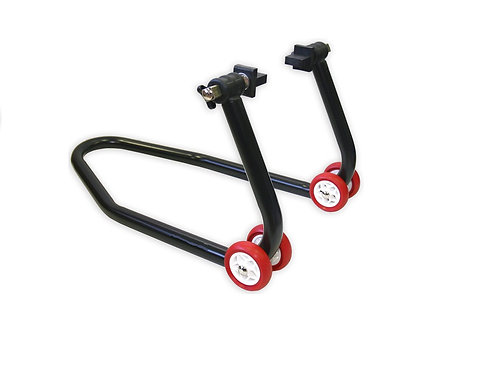 Front Wheel Stand With Rubber Sliders