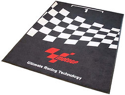 MotoGP Design Garage Pit Mat Large 200x150cm