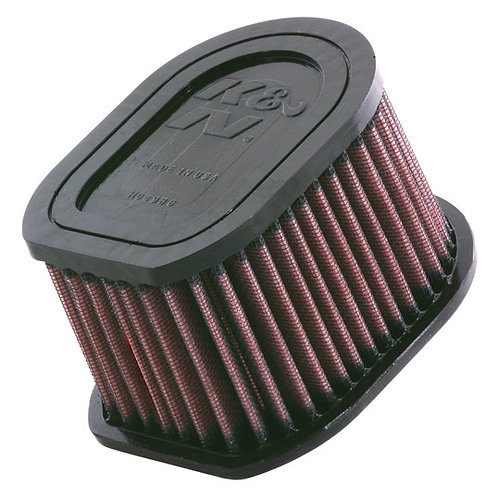 K&N™ Air Filter for Kawasaki Z750 04-12, Z800, Z1000 03-09