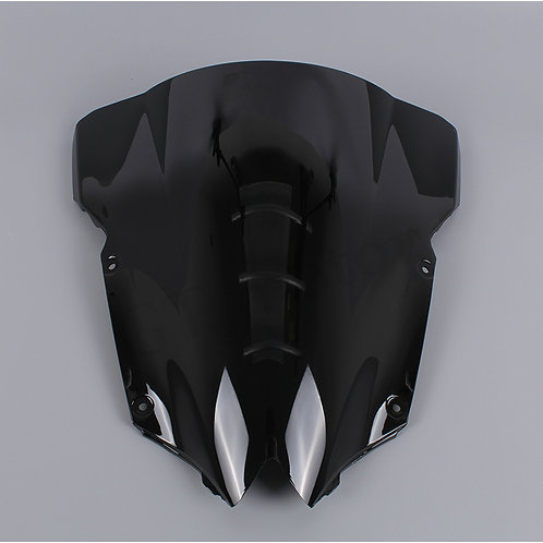 YAMAHA R6 DOUBLE BUBBLE WINDSHIELD 08-15