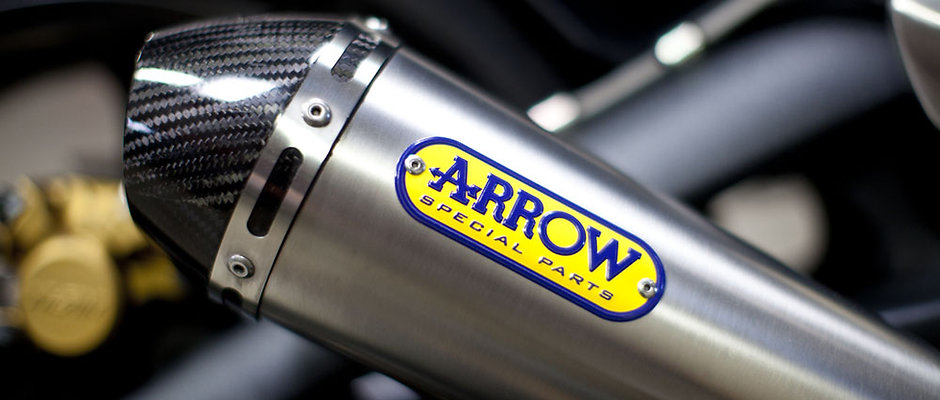 Arrow™ Performance Exhaust Systems