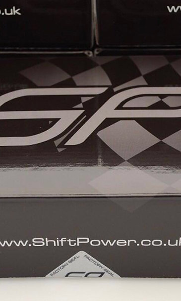 Shiftpower UK Full Race Unit (Launch Control - Quickshifter - Pit Lane Limiter)