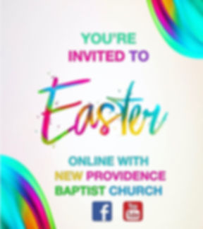 Easter at NPBC