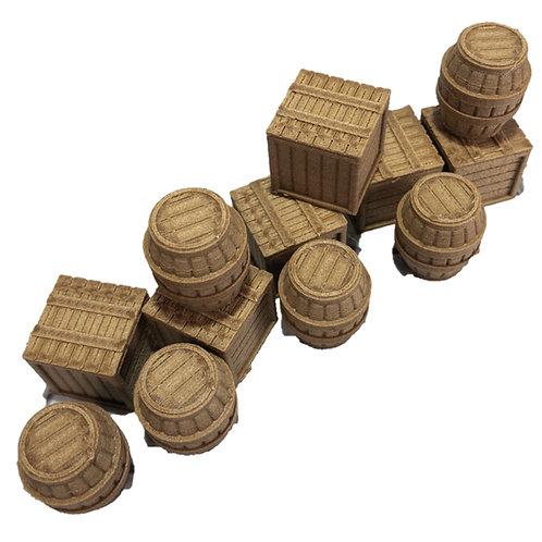 Crates & Barrels Set
