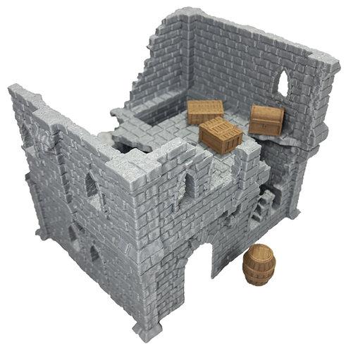 Building Ruins Set 5