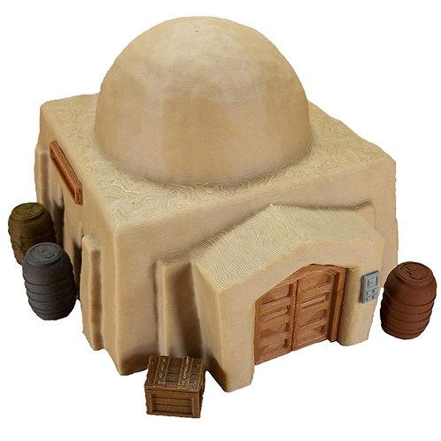 Tatooine Desert House One