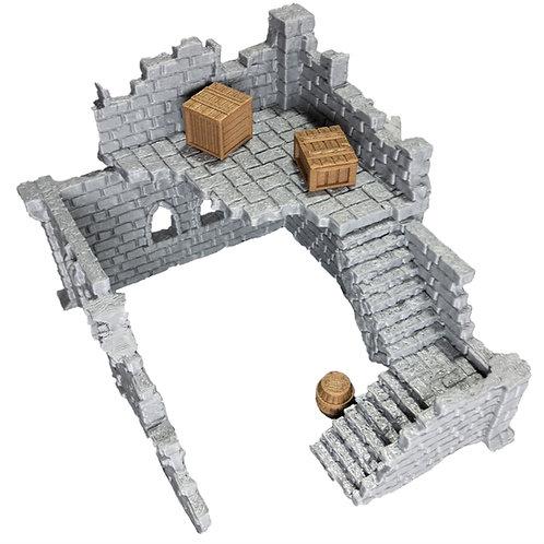 Building Ruins Set 1A
