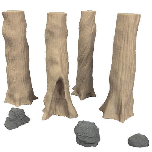 Giant Beech Trees Set 1