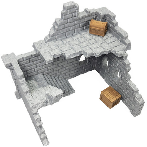 Building Ruins Set 3A