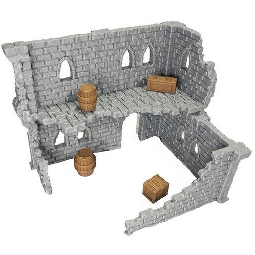 Building Ruins Set 2A