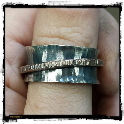 BMB Designs Spinner Ring