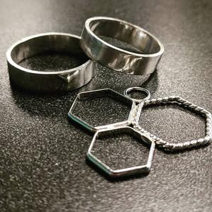 2018 ~ 52 ring challenge - week 3