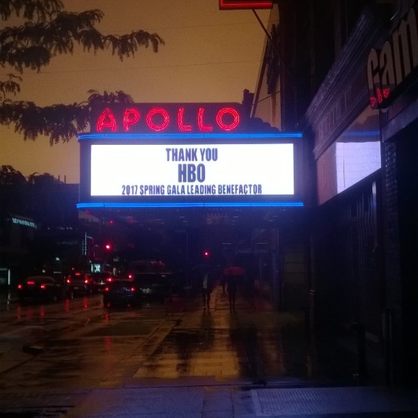 I read in Michael Jackson's book Moonwalk how excited he was to perform at the Apollo in Harlem. It was The Jackson 5's breakthrough moment. I actually read this and then immediately bumped into the Apollo at the same exact time period. Seeing the Appolo for the first time became that much more special for me.