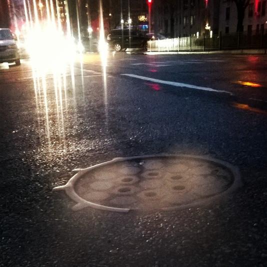 Smokey Potholes