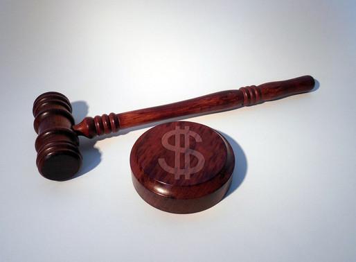 Bußgeldbescheid - Erste Verfahren sind eingeleitet