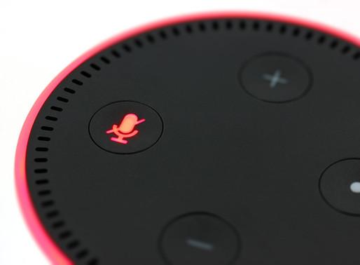 Alexa- Fragwürdige Privataufnahmen