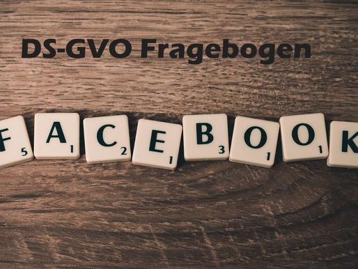 Berliner Datenschutzbehörde verschickt Fragebogen zu Facebook-Fanpages