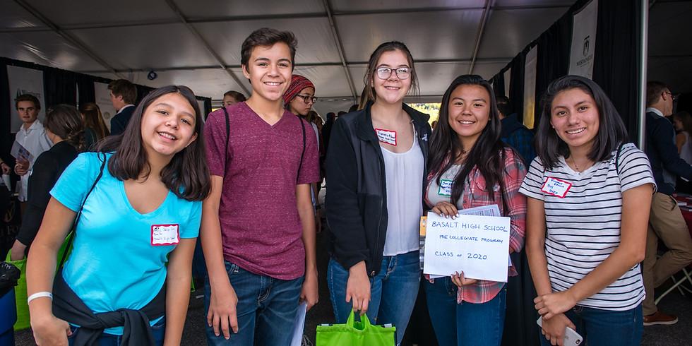 2021 Colorado Western Slope College Fair