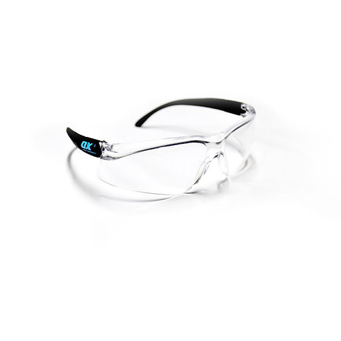 OX Clear Safety Specs Glasses OX-S240210