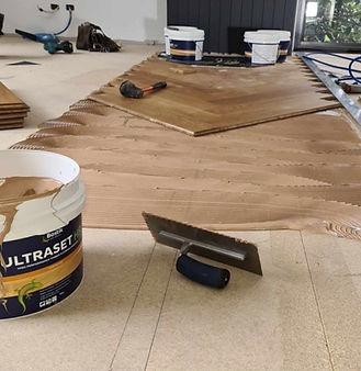 Bostik Ultraset - Know How Flooring Inst