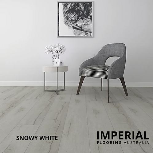 Snowy Oak - Laminate Flooring 48hr Water Resistant AC4 - 12mm